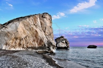 11716078-aphrodites-rock-on-the-beach-of-the-mediterranean-sea-in-cyprus